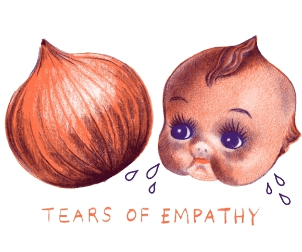 Tears of Empathy