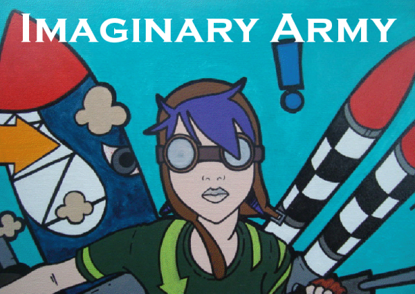 IMAGINARY ARMY