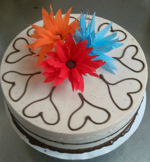 Handmade Ice Cream Cakes