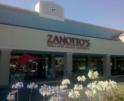 Zanotto's Market Willow Glen