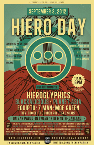 LABOR DAY and HIERO DAY